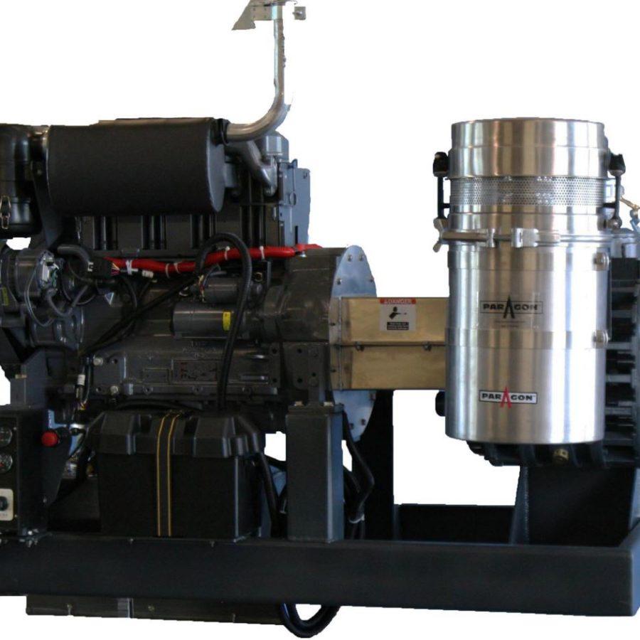 Dry Bulk Truck Blowers : Paragon blowers jubertequipment
